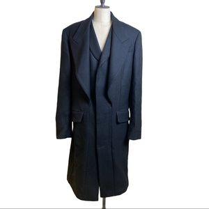 John Galliano Wool Coat Italy